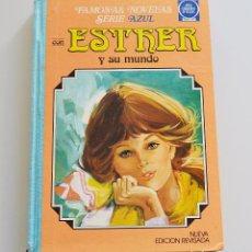 Tebeos: ESTHER - FAMOSAS NOVELAS - SERIE AZUL - Nº 3 - 1985. Lote 125900195