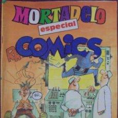 Tebeos: COMIC N°185 MORTADELO ESPECIAL COMICS 1975. Lote 125915876