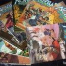 Tebeos: LOTE 8 COMICS NOVELAS ILUSTRADAS EDITORIAL BRUGUERA. Lote 125929807