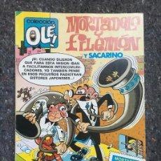 Tebeos: MORTADELO Y FILEMON # 282 COLECCIÓN OLE - 1ª EDICIÓN 1983. Lote 125998875