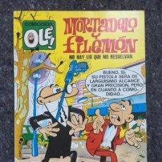 Tebeos: MORTADELO Y FILEMON # 28 COLECCIÓN OLE - 3ª EDICIÓN 1979 - MUY BUEN ESTADO. Lote 125999275