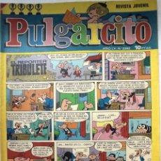 Tebeos: COMIC N°2283 PULGARCITO 1946. Lote 126073132