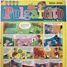 Tebeos: COMIC N°2232 PULGARCITO 1946. Lote 126073210