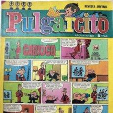 Tebeos: COMIC N°2211 PULGARCITO 1946. Lote 126073430