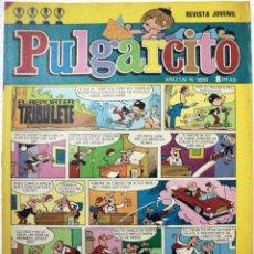 Tebeos: COMIC N°2231 PULGARCITO 1946. Lote 126073466