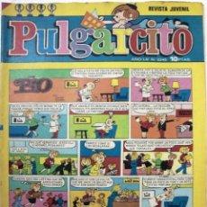 Tebeos: COMIC N°2245 PULGARCITO 1946. Lote 126073499