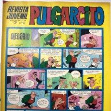 Tebeos: COMIC N°2159 PULGARCITO 1946. Lote 126073524
