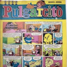 Tebeos: COMIC N°2207 PULGARCITO 1946. Lote 126073590