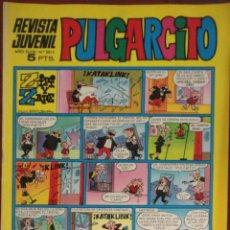 Tebeos: COMIC N°2015 PULGARCITO 1946. Lote 126073624