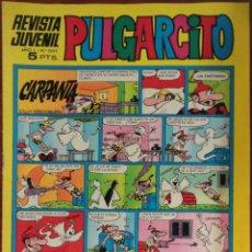 Tebeos: COMIC N°2035 PULGARCITO 1946. Lote 126073714