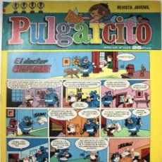 Tebeos: COMIC N°2525 PULGARCITO 1946. Lote 126073792