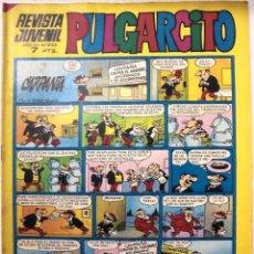 Tebeos: COMIC N°2152 PULGARCITO 1946. Lote 126073824