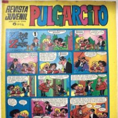 Tebeos: COMIC N°2146 PULGARCITO 1946. Lote 126073867