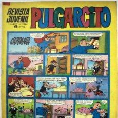 Tebeos: COMIC N°2084 PULGARCITO 1946. Lote 126074002