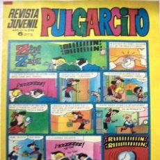 Tebeos: COMIC N°2140 PULGARCITO 1946. Lote 126074504