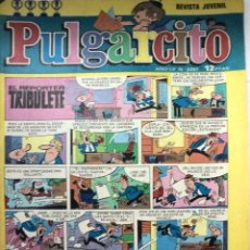 Tebeos: COMIC N°2297 PULGARCITO 1946. Lote 126075068