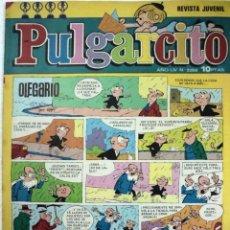 Tebeos: COMIC N°2266 PULGARCITO 1946. Lote 126075684