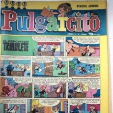 Tebeos: COMIC N°2289 PULGARCITO 1946. Lote 126075938