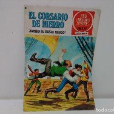 Tebeos: EL CORSARIO DE HIERRO, RUMBO AL NUEVO MUNDO, Nº28, JOYAS LITERARIAS JUVENILES.. Lote 126174599