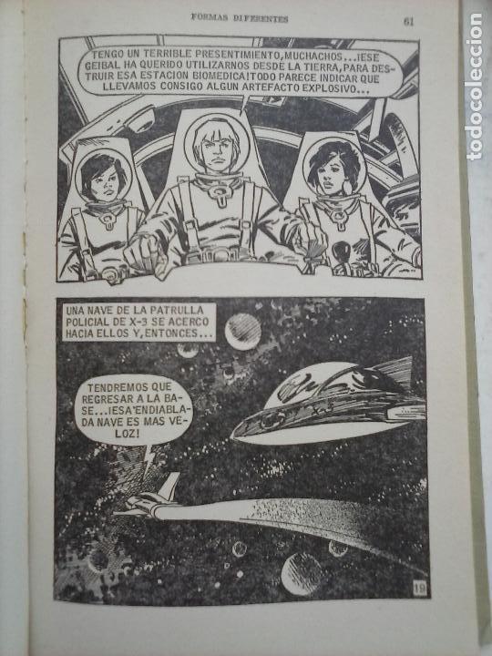 Tebeos: HISTORIAS SELECCIÓN BRUGUERA 37 LIBROS - Julio Verne - Emilio Salgari - Karl May, Carlos Dicken etc - Foto 10 - 126198063