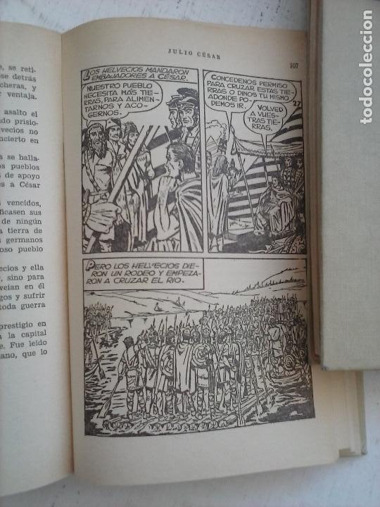 Tebeos: HISTORIAS SELECCIÓN BRUGUERA 37 LIBROS - Julio Verne - Emilio Salgari - Karl May, Carlos Dicken etc - Foto 11 - 126198063