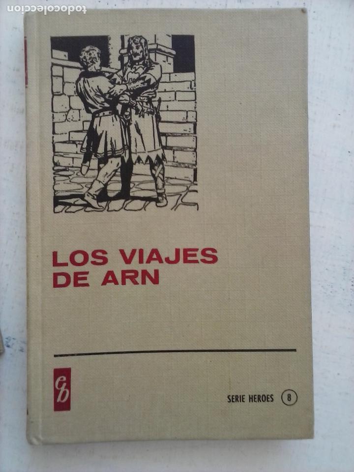 Tebeos: HISTORIAS SELECCIÓN BRUGUERA 37 LIBROS - Julio Verne - Emilio Salgari - Karl May, Carlos Dicken etc - Foto 12 - 126198063