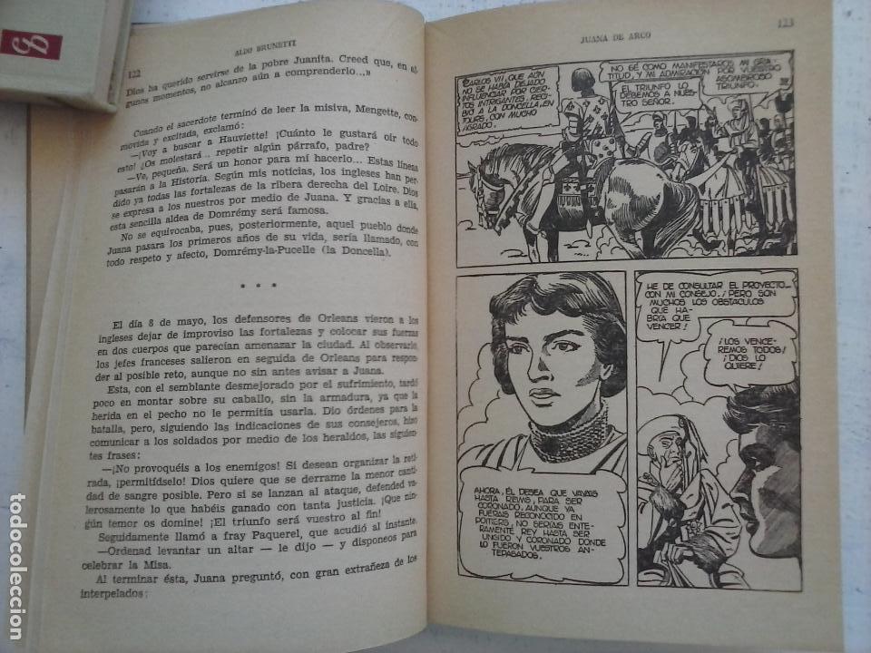 Tebeos: HISTORIAS SELECCIÓN BRUGUERA 37 LIBROS - Julio Verne - Emilio Salgari - Karl May, Carlos Dicken etc - Foto 17 - 126198063