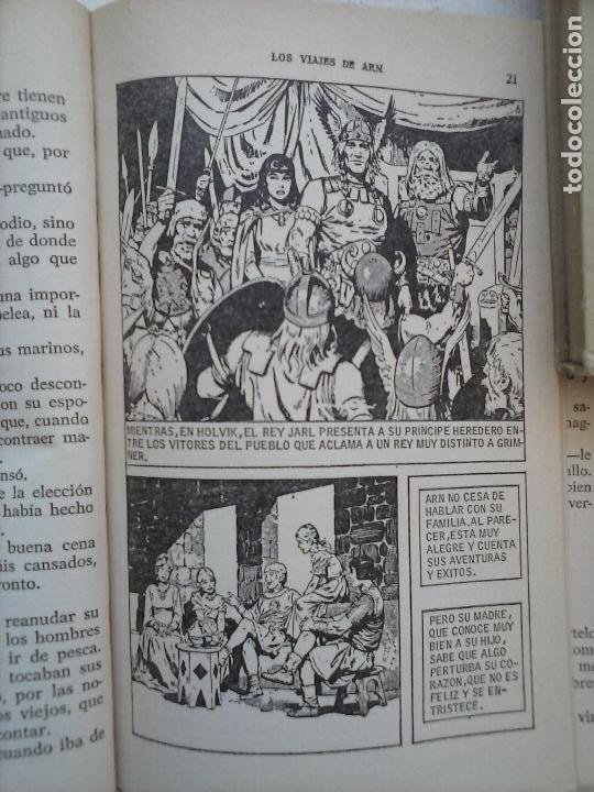 Tebeos: HISTORIAS SELECCIÓN BRUGUERA 37 LIBROS - Julio Verne - Emilio Salgari - Karl May, Carlos Dicken etc - Foto 25 - 126198063
