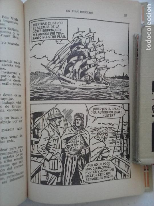 Tebeos: HISTORIAS SELECCIÓN BRUGUERA 37 LIBROS - Julio Verne - Emilio Salgari - Karl May, Carlos Dicken etc - Foto 35 - 126198063