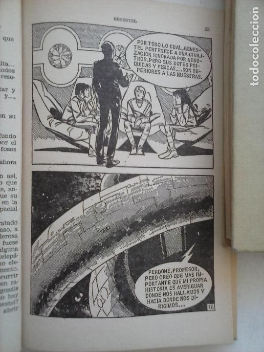 Tebeos: HISTORIAS SELECCIÓN BRUGUERA 37 LIBROS - Julio Verne - Emilio Salgari - Karl May, Carlos Dicken etc - Foto 39 - 126198063