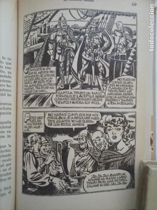 Tebeos: HISTORIAS SELECCIÓN BRUGUERA 37 LIBROS - Julio Verne - Emilio Salgari - Karl May, Carlos Dicken etc - Foto 48 - 126198063