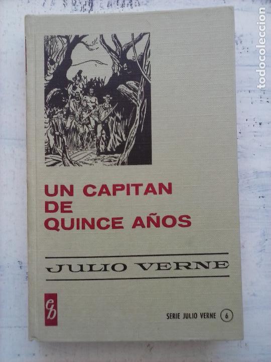 Tebeos: HISTORIAS SELECCIÓN BRUGUERA 37 LIBROS - Julio Verne - Emilio Salgari - Karl May, Carlos Dicken etc - Foto 57 - 126198063