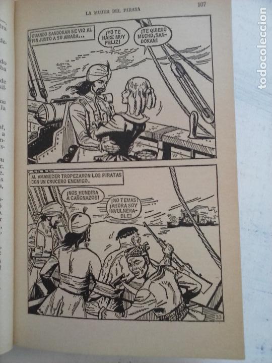 Tebeos: HISTORIAS SELECCIÓN BRUGUERA 37 LIBROS - Julio Verne - Emilio Salgari - Karl May, Carlos Dicken etc - Foto 58 - 126198063