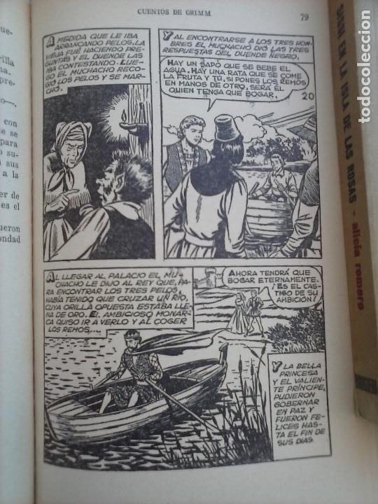 Tebeos: HISTORIAS SELECCIÓN BRUGUERA 37 LIBROS - Julio Verne - Emilio Salgari - Karl May, Carlos Dicken etc - Foto 62 - 126198063