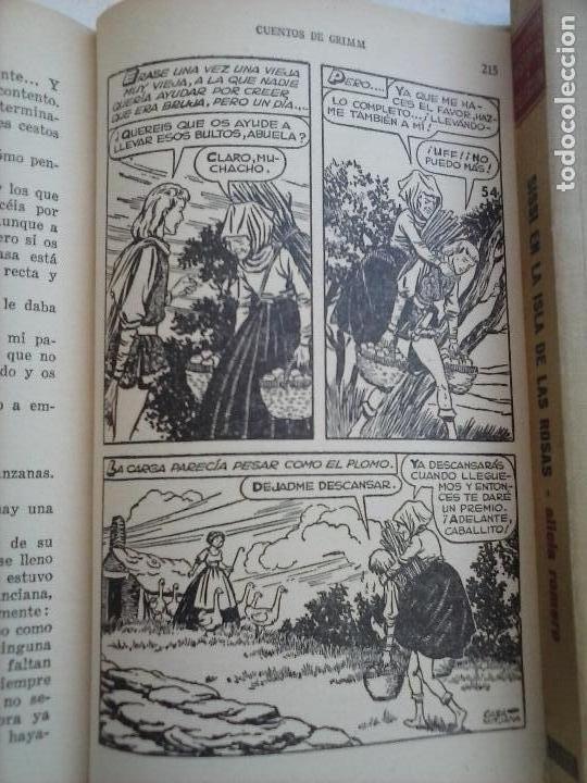 Tebeos: HISTORIAS SELECCIÓN BRUGUERA 37 LIBROS - Julio Verne - Emilio Salgari - Karl May, Carlos Dicken etc - Foto 67 - 126198063