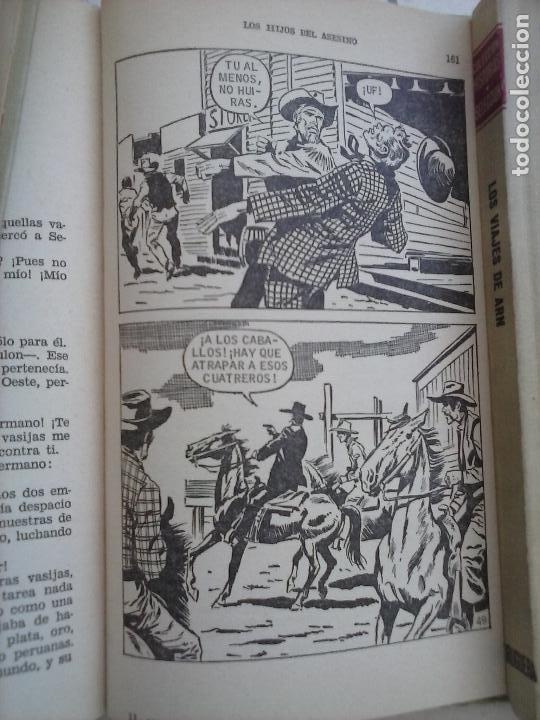 Tebeos: HISTORIAS SELECCIÓN BRUGUERA 37 LIBROS - Julio Verne - Emilio Salgari - Karl May, Carlos Dicken etc - Foto 69 - 126198063