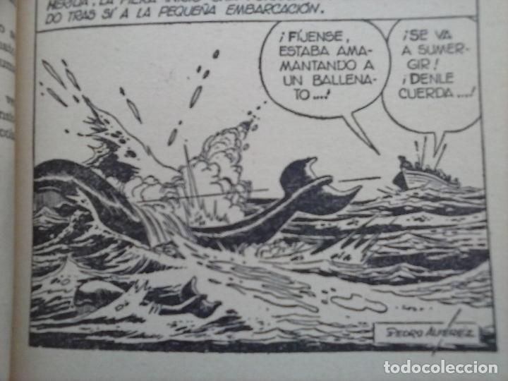 Tebeos: HISTORIAS SELECCIÓN BRUGUERA 37 LIBROS - Julio Verne - Emilio Salgari - Karl May, Carlos Dicken etc - Foto 80 - 126198063