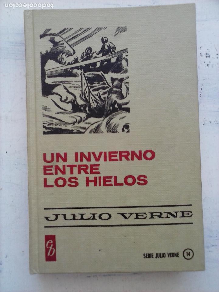Tebeos: HISTORIAS SELECCIÓN BRUGUERA 37 LIBROS - Julio Verne - Emilio Salgari - Karl May, Carlos Dicken etc - Foto 85 - 126198063