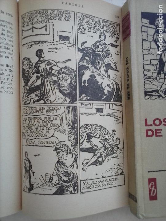 Tebeos: HISTORIAS SELECCIÓN BRUGUERA 37 LIBROS - Julio Verne - Emilio Salgari - Karl May, Carlos Dicken etc - Foto 88 - 126198063