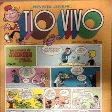 Tebeos: COMIC N°694 TIO VIVO 1961. Lote 126220730