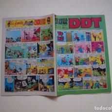 Tebeos: DDT - REVISTA JUVENIL Nº 184 - III EPOCA - 6 PTS - EDITORIAL BRUGUERA 1971 - BE. Lote 206857710