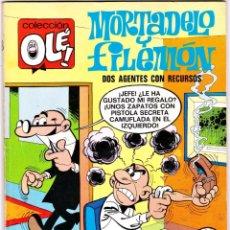 Tebeos: COMIC N°18 MORTADELO Y FILEMON 1971. Lote 126430834