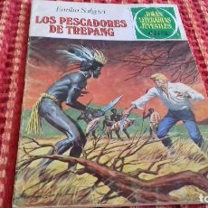 Tebeos: LOTE 5 TEBEOS LOS PESCADORES DE TREPANG, LAWRENCE DE ARABIA Y OTROS. Lote 126431255