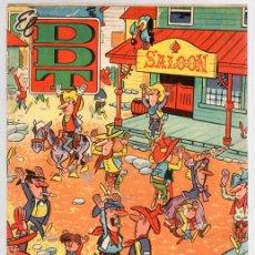 Tebeos: EL DDT. Nº 426. 13 DE JULIO DE 1959. Lote 126442212