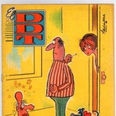 Tebeos: EL DDT. Nº 443. 9 DE NOVIEMBRE DE 1959. Lote 126446930