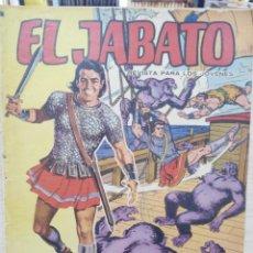 Tebeos: EL JABATO - ÁLBUM GIGANTE, Nº 15 - ED. BRUGUERA. Lote 126587839