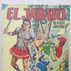 BDs: EL JABATO - ÁLBUM GIGANTE, Nº 24 - ED. BRUGUERA . Lote 126588559