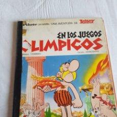 Tebeos: ASTERIX EN LOS JUEGOS OLÍMPICOS-COLECCION PILOTE N5 - 1ª EDICION 1968 BRUGUERA. Lote 126651544
