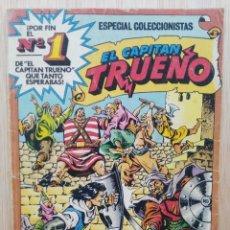 Tebeos: EL CAPITÁN TRUENO - ESPECIAL COLECCIONISTAS, N º 11 - ED. BRUGUERA . Lote 126679187