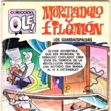Tebeos: COMIC N°145 MORTADELO Y FILEMÓN 1978. Lote 126707564